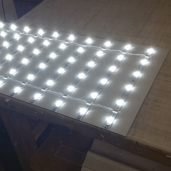 Backlit LED panel 1