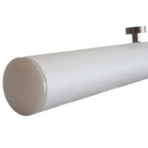 Converso W C tube wall light 1 1