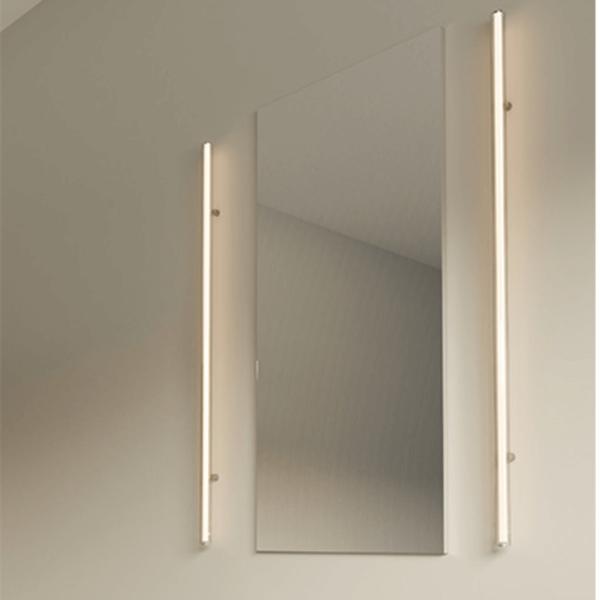 Converso W C tube wall light 2 1