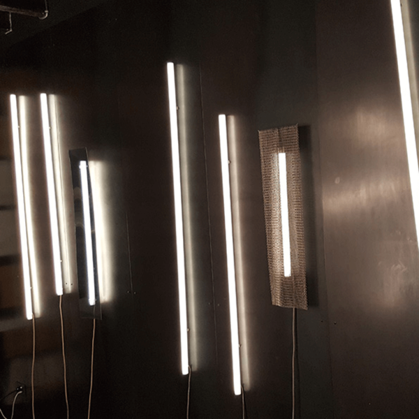 Converso W C tube wall light 3