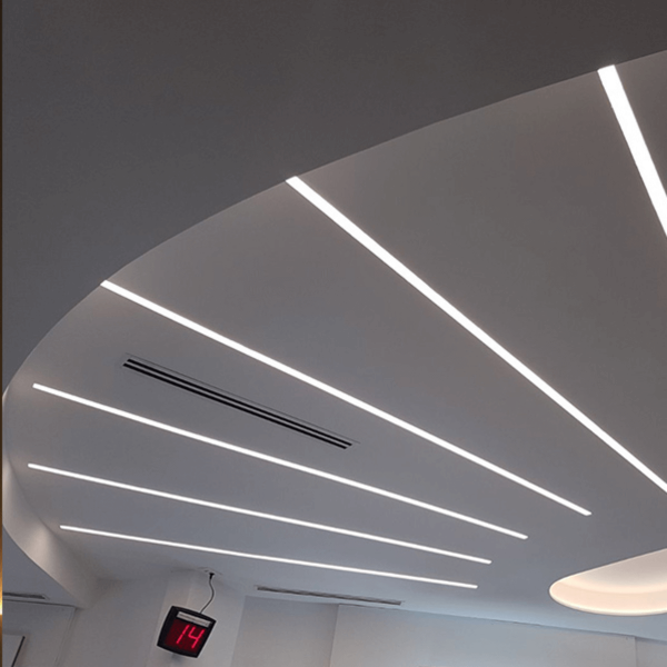 Inline recessed led lighting 3 1