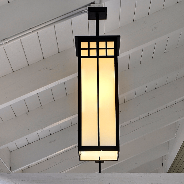 Iron forged lantern Soho6