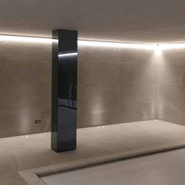LST mini Miniature version of indoor outdoor flexibile linear luminaire 1 1