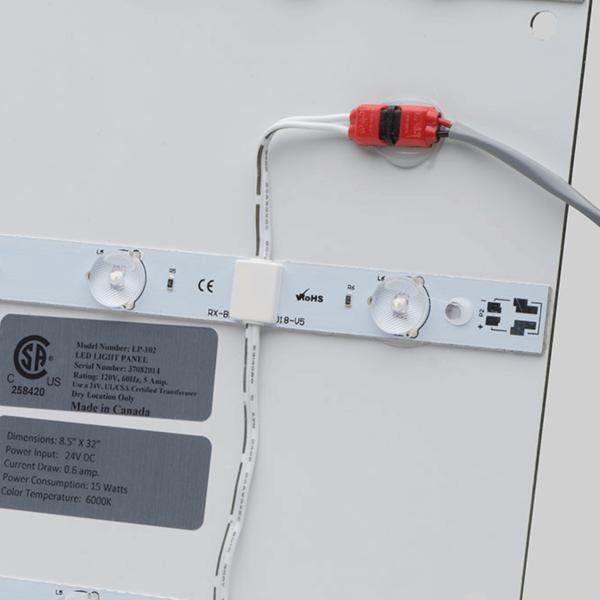 LED Backlit Panel 1