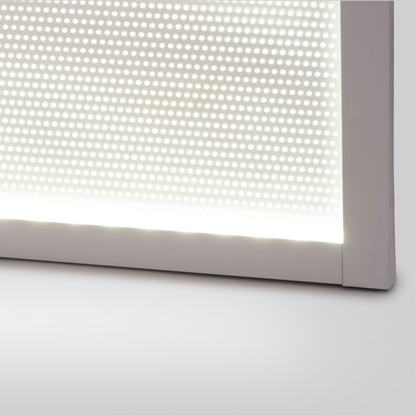 LED on the side of an Acrylic Light Panel 1
