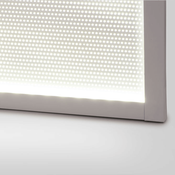 LED on the side of an Acrylic Light Panel