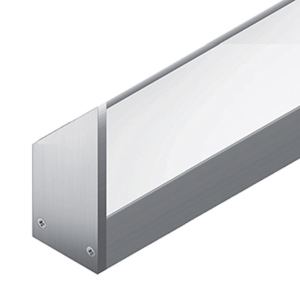 Linear 0R AS recessed linear light 3