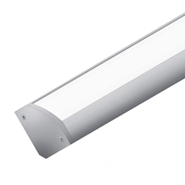 Linear 0W 45 recessed mounted linear light 1