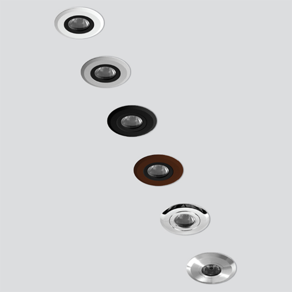 Point 1R OR recessed ceiling light 2