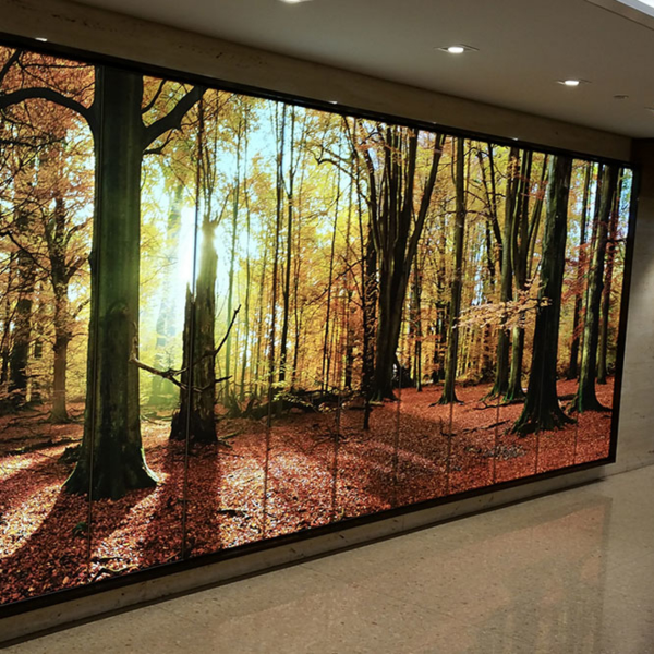 SINGLE SIDED FABRIC LIGHT BOXES