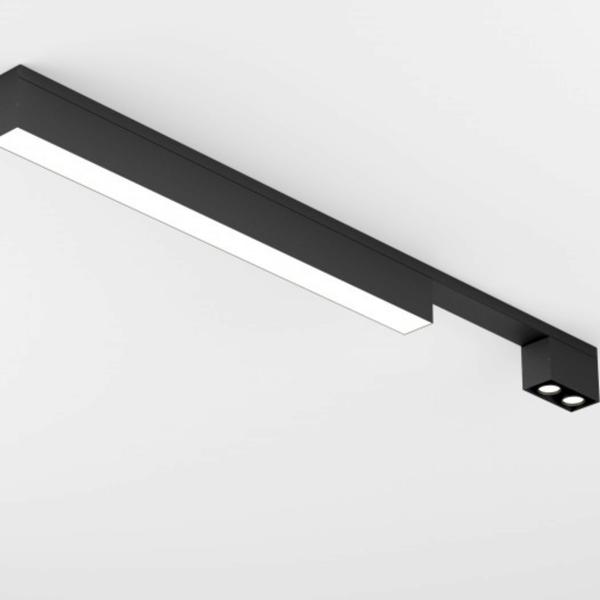 Spaze Linear lighting fixture
