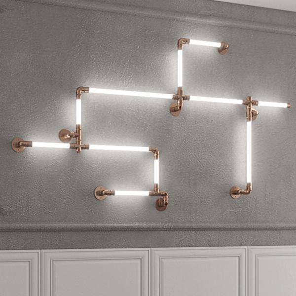 Trequarti led wall light 2