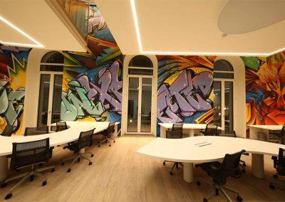 Antrox Boston Consulting Milano Inline Recessed 2