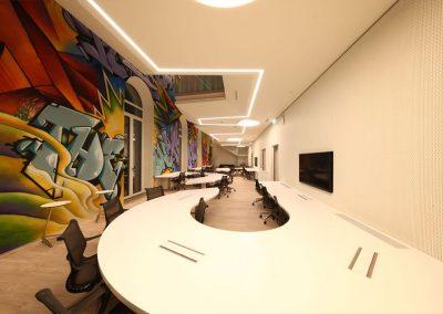 Antrox Boston Consulting Milano Inline Recessed 3